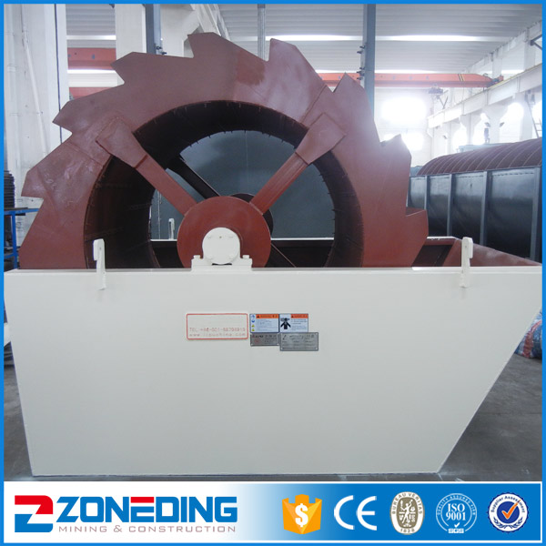 Easy Operation Industrial Mining Gold Washing Machine
