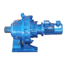 X/B series flange mount coaxial cycloidal gearbox with electric AC motor