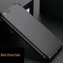 Black Color Armor Finish Hybrid Shield 8 Cell Phone Cover Case I7 Private Label
