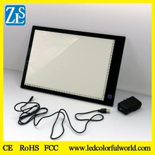 copy marker led a4 light tracer wireless tracing light box battery powered tracing board