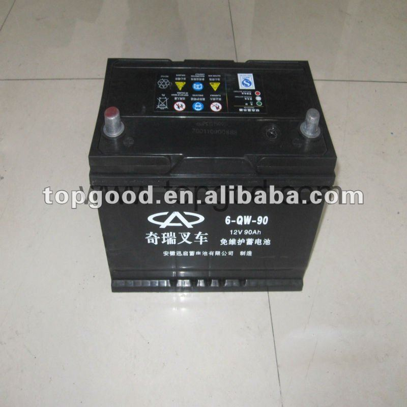 HELI Forklift Battery 48V