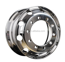 6061 -t6 forged wheel rim for heavy duty truck wheel rims