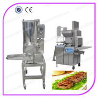 Commerical Stainless steel automatic hamburger patty making machine
