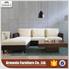 New L Shaped Comfortable Couch White