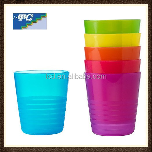 Plastic cup mold several color selected