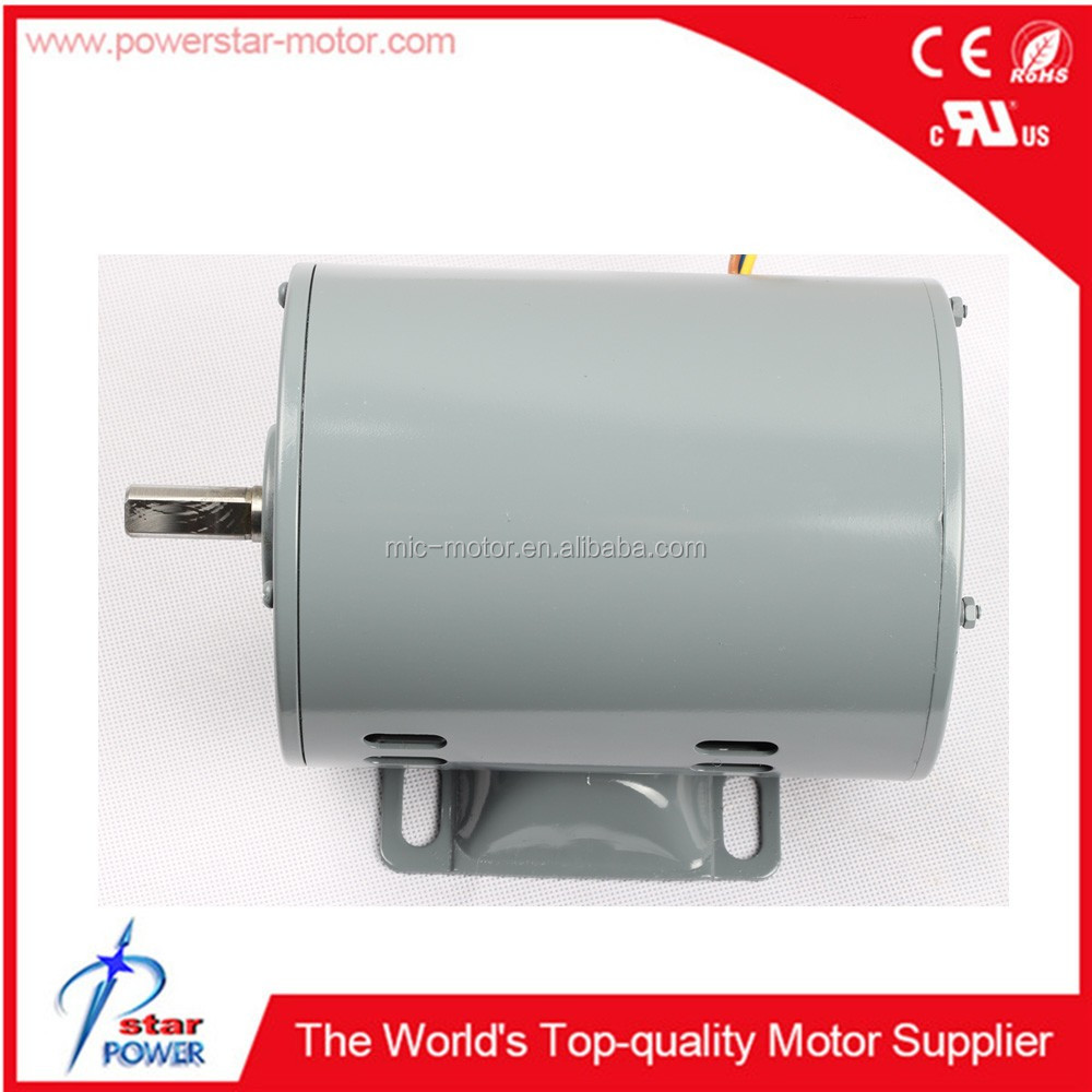 Wholesale 180w 1/4hp 208-230v 1440rpm 2.8apms 4 pole 14 shaft wash machine washing motor ac motor