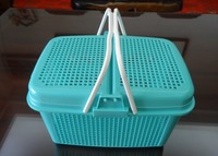 Good Exported Pet Animal Basket House With Lid