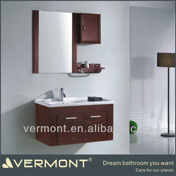 Sanitary Bathroom Wall Unit