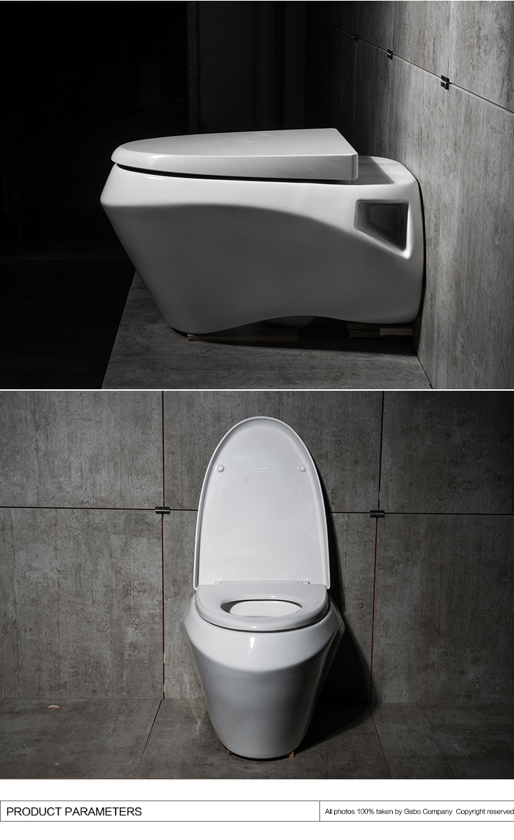 Ceramic Sanitary Fittings Wall Hung Toilet