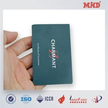 MDC142 employ rfid card id card for company campus pvc printed card