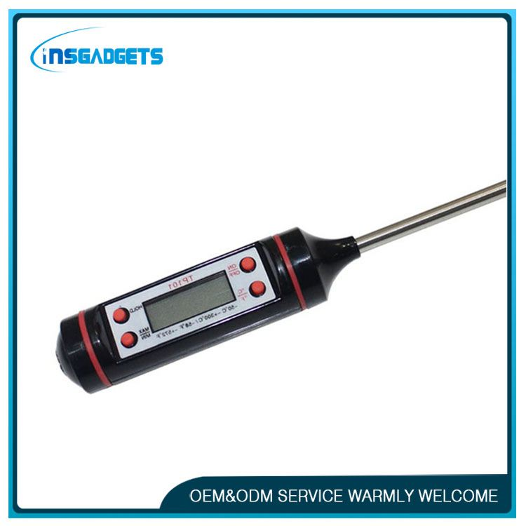 portable meat thermometer PELF113 mini bbq food thermometer