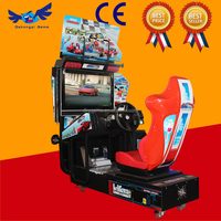 3D driving simulator price/Coin operated play car racing games online