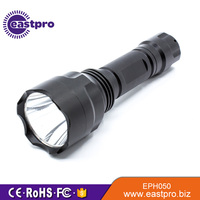 Passed CE RoHS test ultra bright customized led torch light manufacturers