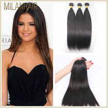 Wholesale Indian Straight Virgin Hair Indian Human Hair Remy For Black Women