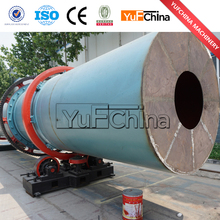 Wet Material Processing Steam Tube Rotary Dryer for Sale