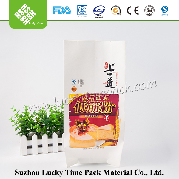 Food Grade Paper Bag for Flour Packaging