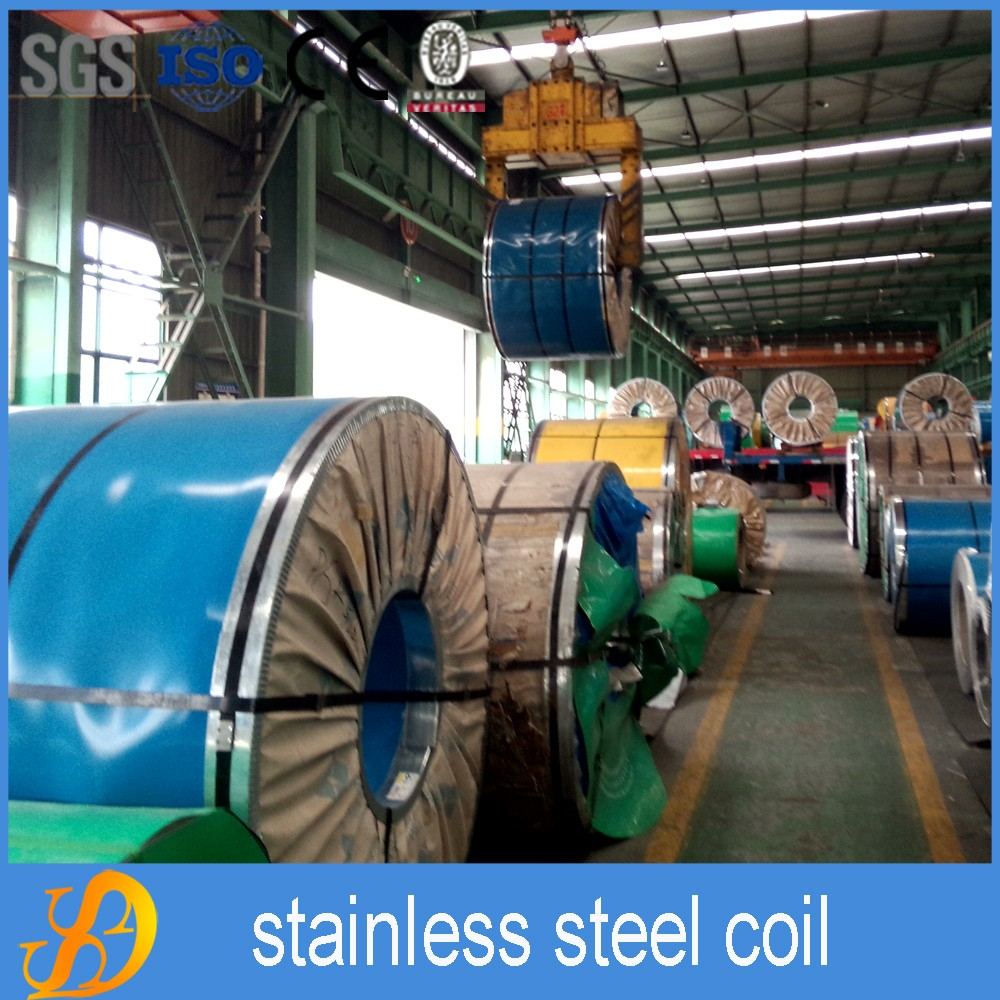 2016 online product selling website 1mm thick stainless steel coils 410 supplier