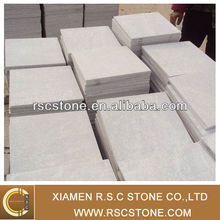 natural stone white quartz slate, White Quartz Tile,white quartzite flamed tile