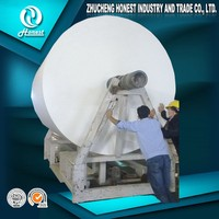 Energy Saving Paper Making Machine For Producing Toilet Paper And Napkins, Kitchen Towel Paper Machine