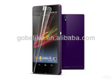 Clear screen protector for Sony Xperia Z1