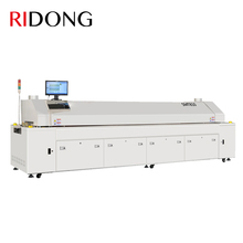 2017China Suppliers 2017 New Condition SMT Surface Mount Technology Reflow Soldering Machine