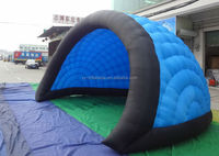 beautiful mini inflatable tent for garden