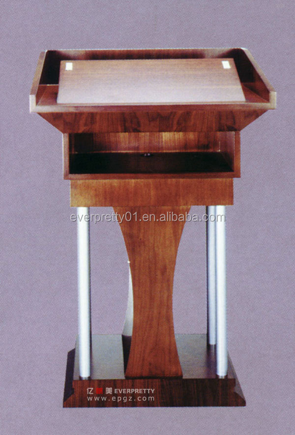 Popular Chinese Cheap Podium Speech Hall for Lecturer