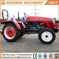 Pasonny 45HP 4WD Mini Agricultural Tractor with Front Loader