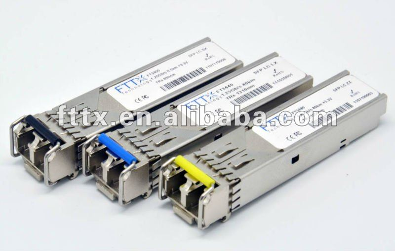 optical fiber cable manufacturer optical sc connector 1.25g sfp module transceiver wholesale china