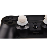 5 Color Tall Silicone Thumbstick Grips Caps Cover for PS4 Controller