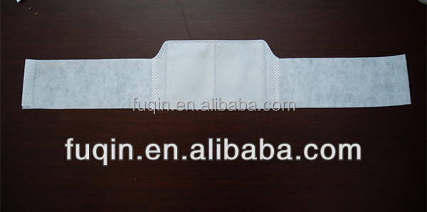 Disposable heating pad for relief Waist pain body warmer patch OEM service