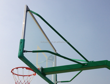 Clear View Backboard with Aluminium Frame