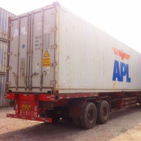 45 Ft Container Used Container Forklift