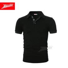 popular original zexuansports free design OEM custom polo shirt
