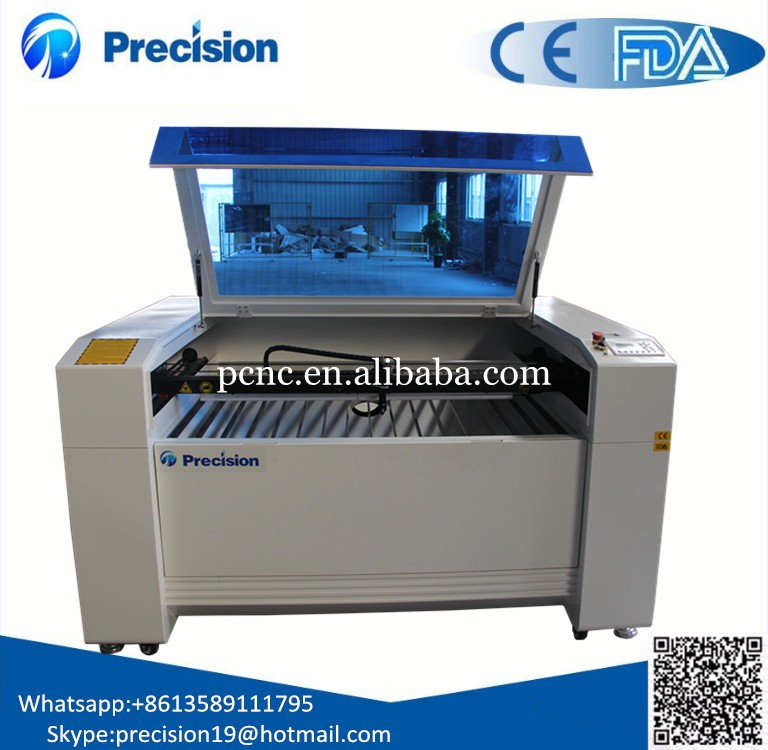 Wood/fabric/glass/leather laser engraver machine,laser cutting machine JP1390
