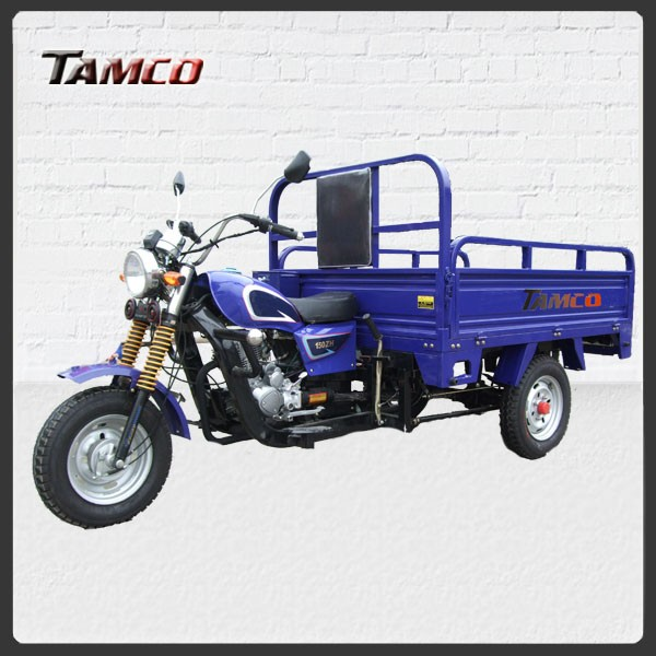 TAMCO Hot sale T150ZH-CM nice looking fashion yellow motor tricycle