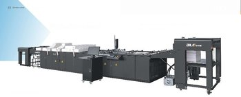 PMZ-UI digital inkjet printing system with coating machine