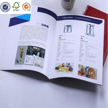 Offset paper Paper Type and Varnishing Surface Finish customized pubish book printing