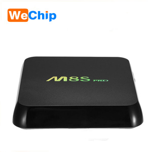2018 Factory Price RK3368 M8S Pro android 5.1tv box 4K 1G/8G kodi smart tv box set top box