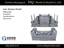 new high-class car front bumper mould,mould for plastic bumper