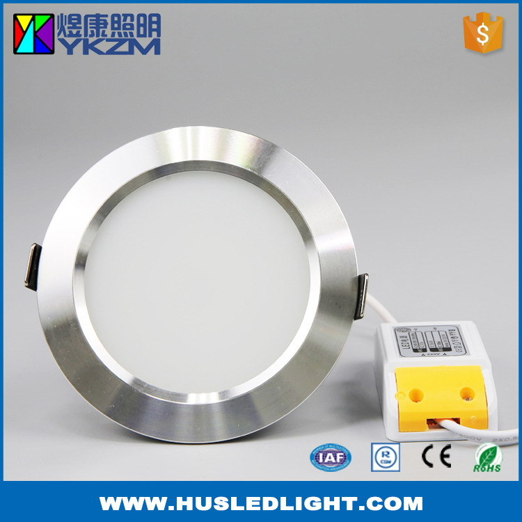 Newest hot selling 6 inch led downlights