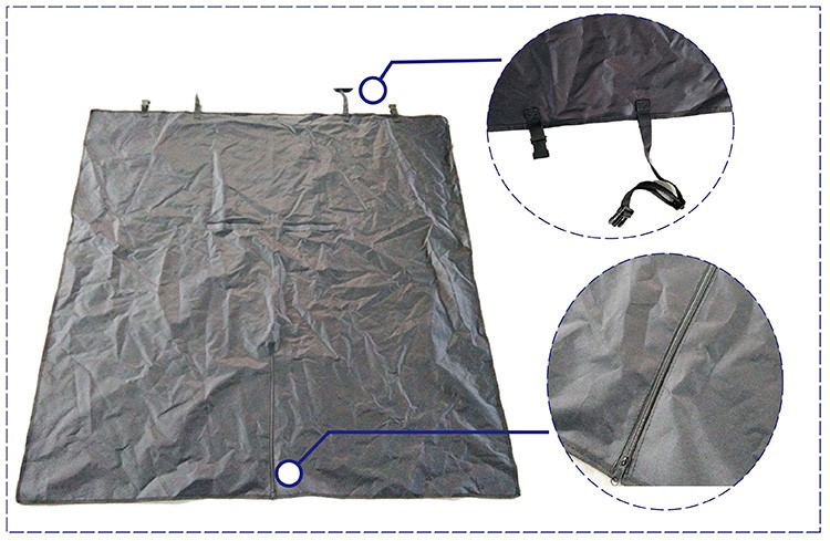 Most Popular Car Pet Waterproof Seat Cover