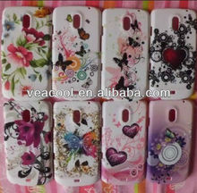 Flower TPU Silicone Gel case For Samsung Galaxy Nexus i9250
