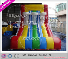 2015 newest PLATO PVC Tarpaulin colorful Inflatable basketball sport game For amusement park