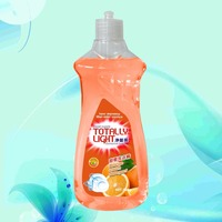 dish washing liquid formula