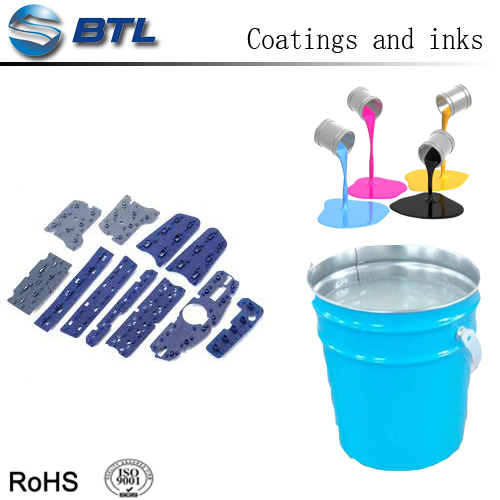 Multi-color silicone removable liquid rubber paint