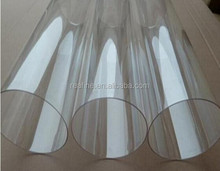 frosted acrylic tube transparent polycarbonate tube acrylic bubble rod square polycarbonate tube