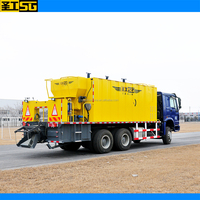 HGY5251TFC Micro Surfacing Slurry Paver Sealer Road Paver