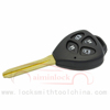 Car Key 4 Button Remote Key