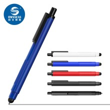 Office accessories wholesale pen touch pen custom advertising ball pen